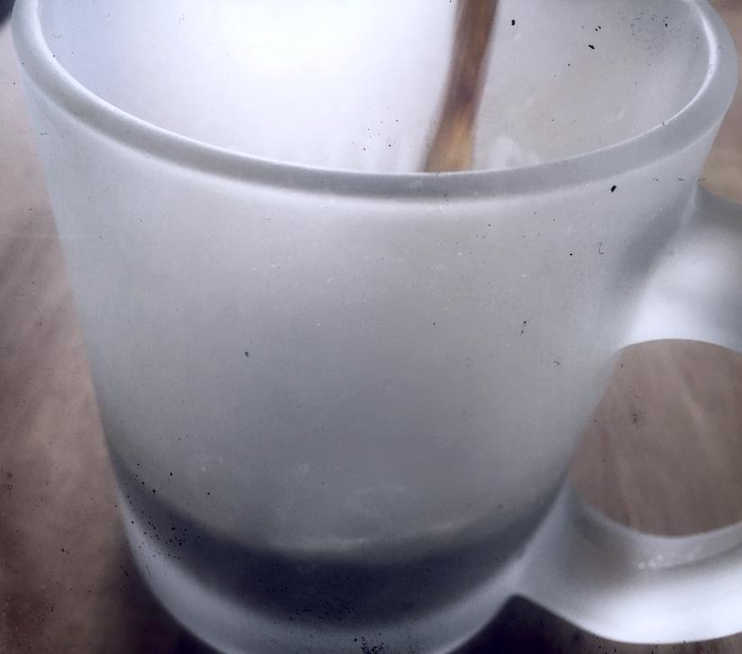 Papa, warum mögen so viele Erwachsene Kaffee?