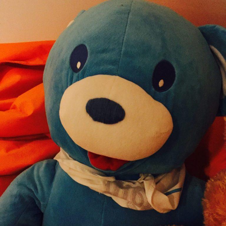 Papa, woher kommen die Teddybären?