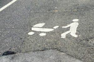 Papa, was ist ein Eltern-Kind Parkplatz?