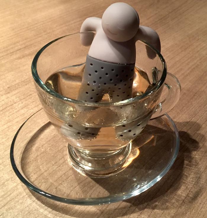 Papa, wann wurde Tee entdeckt?
