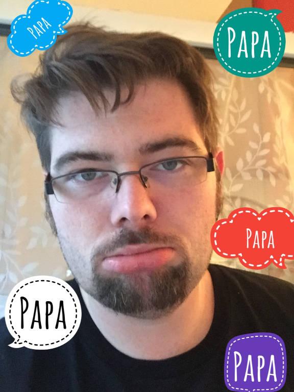 Die Papa Phase – Fluch und Segen