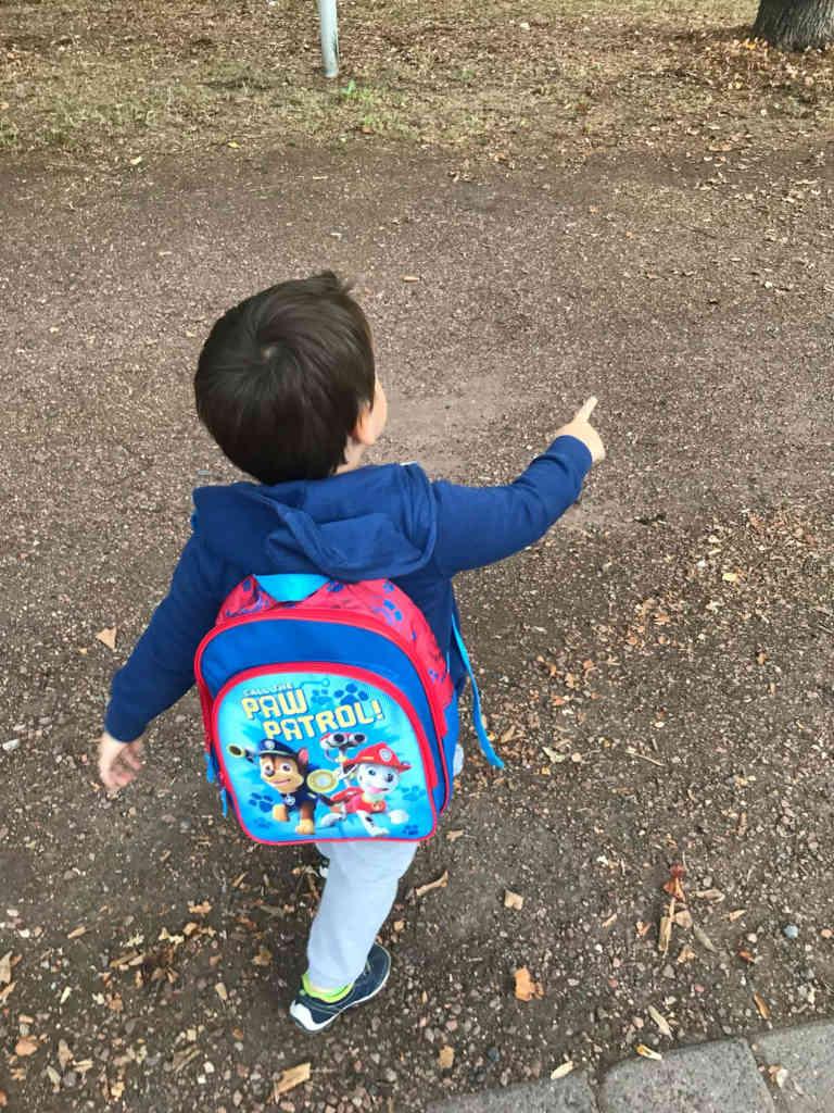 Hilfe mein Kind geht in den Kindergarten